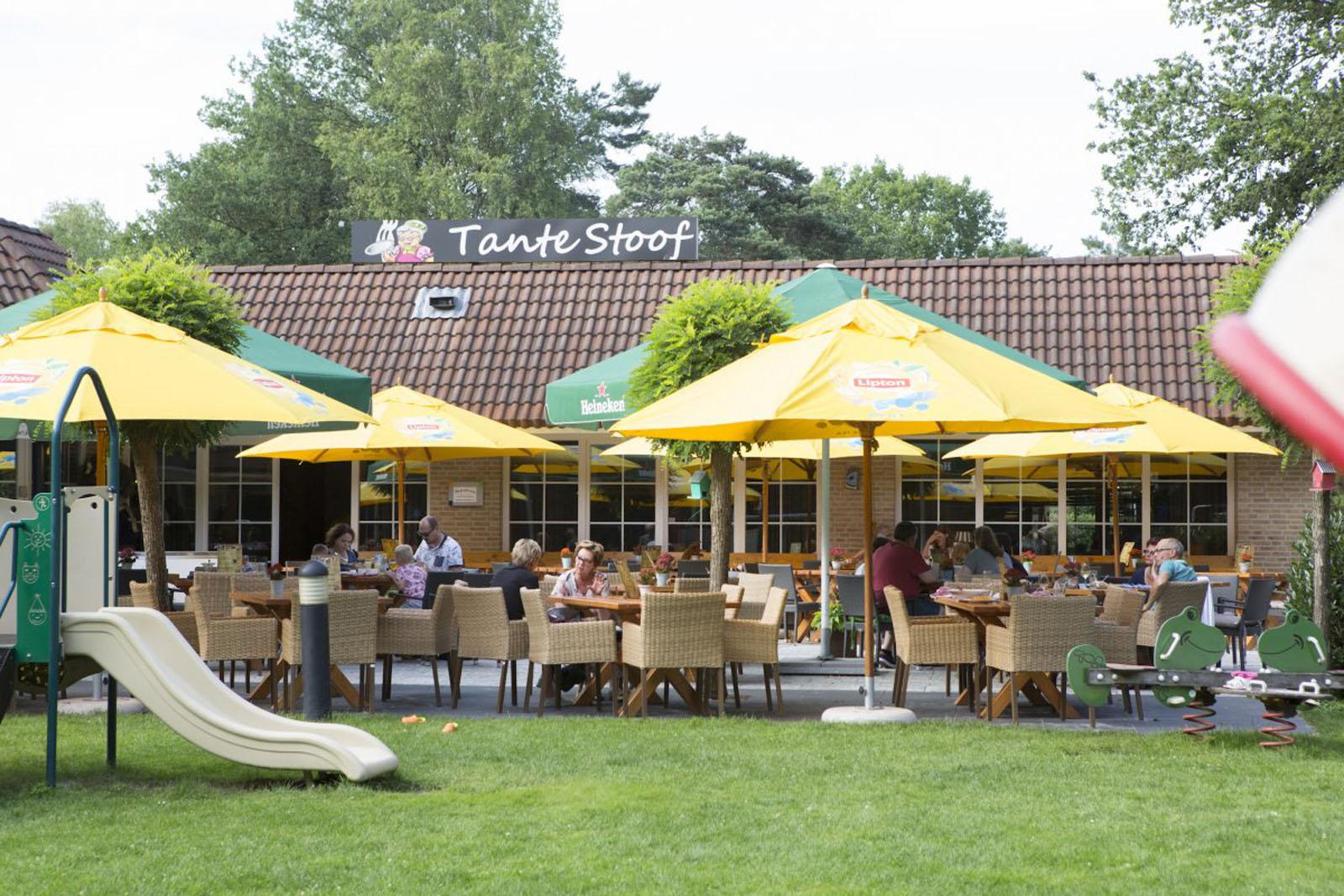 Vakantiepark Hellendoorn en Tante Stoof
