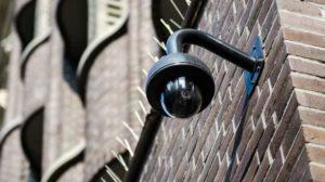 Camerabeveiliging industrieterreinen