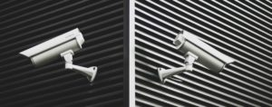 camerabeveiligingindustrieterrein